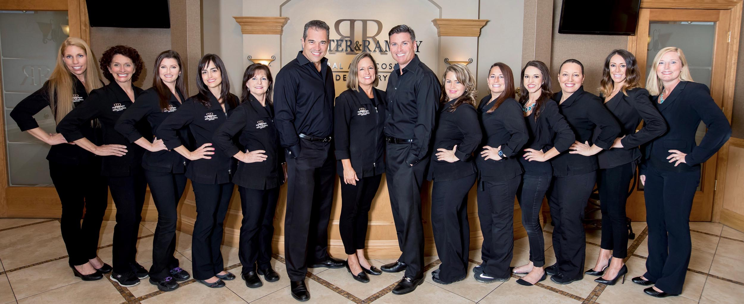 Ritter and Ramsey General and Cosmetic Dentistry Staff
